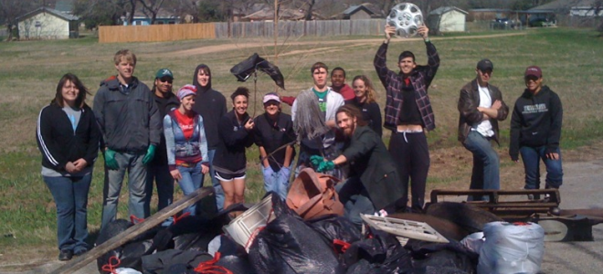 Annual River Clean-Up