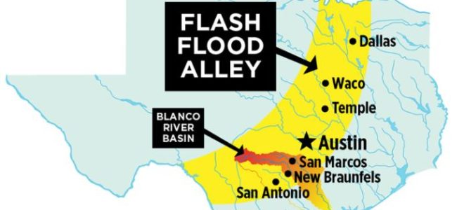 Check out new Flood Plain Maps- Find out your risks