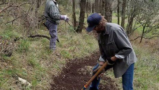 San Marcos Greenbelt Trail Crew